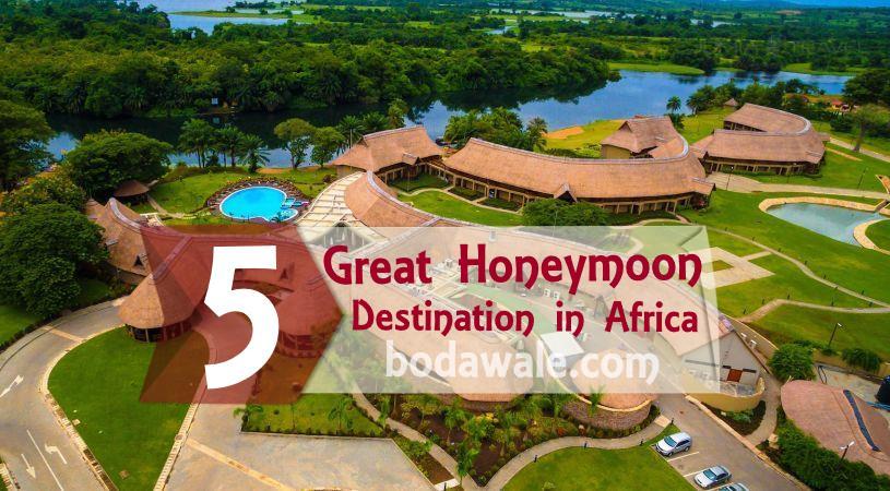 great honeymoon destinations
