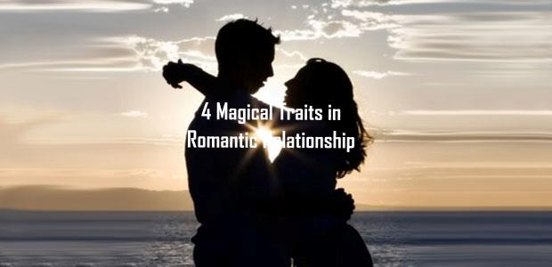 magic for romantic relationship
