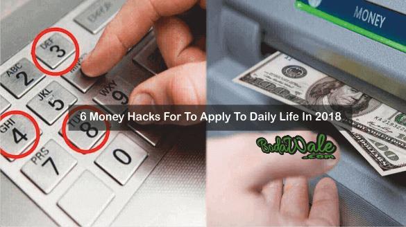 money hacks to apply daily
