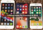 Phone Hacks For Travelers