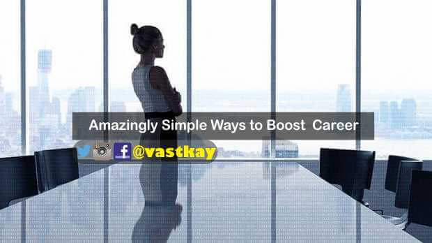 ways to boost career