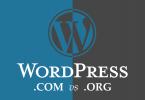 wordpress sites comparisons