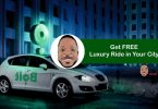 free luxury ride in your cities bodawale