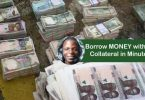 Borrow money without collateral in Nigeria