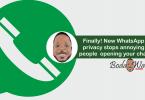 whatsapp privacy, whatsapp fingerprint lock