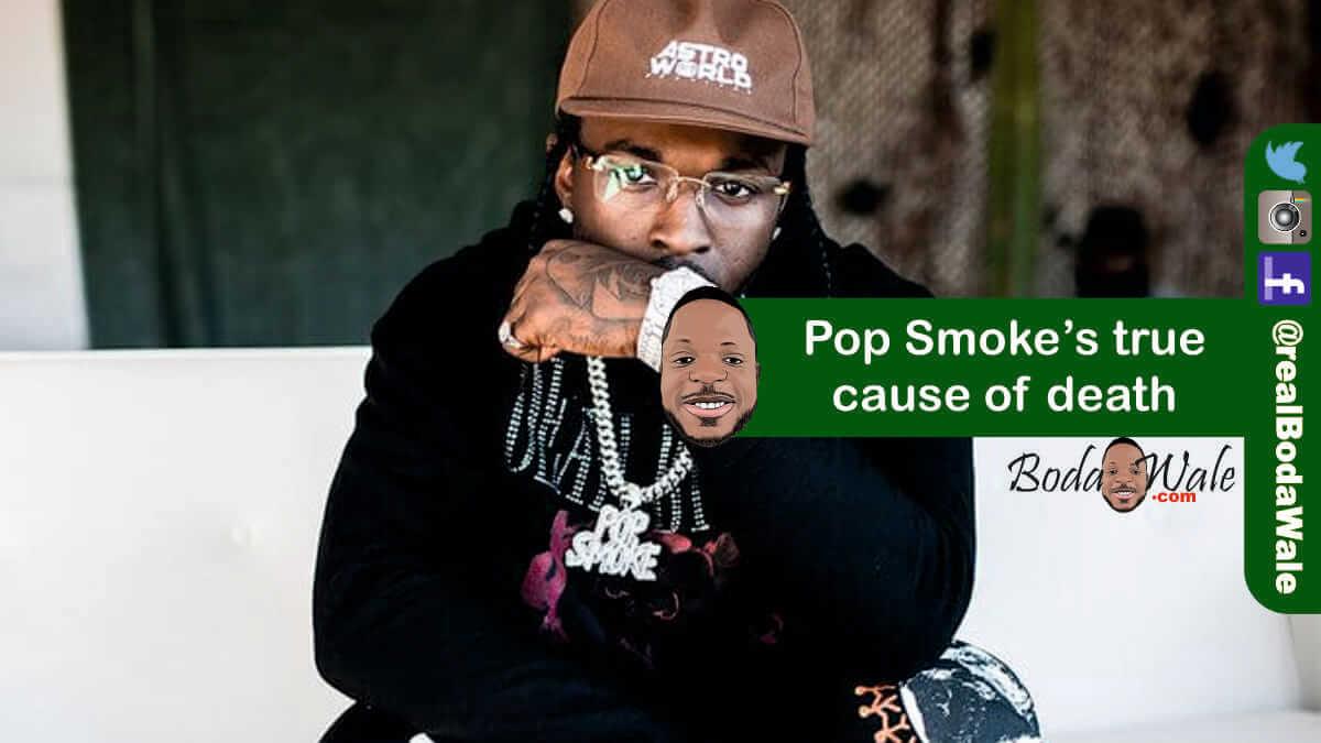 Pop Smoke's death